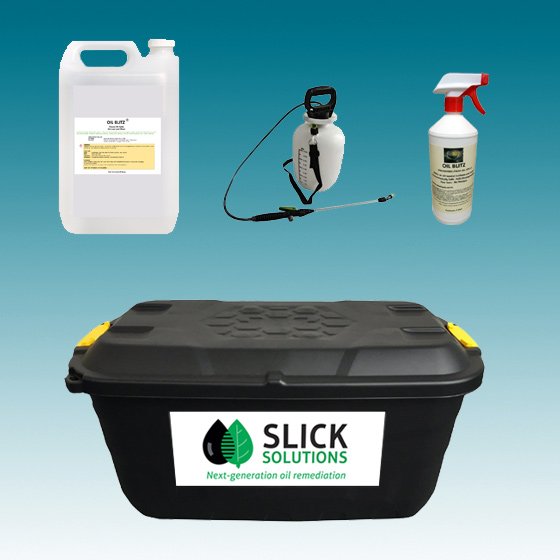 Oil Blitz Spill Kit