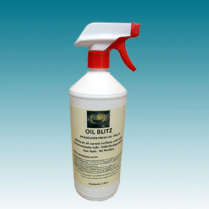 Oil Blitz 1 litre Spray Bottle