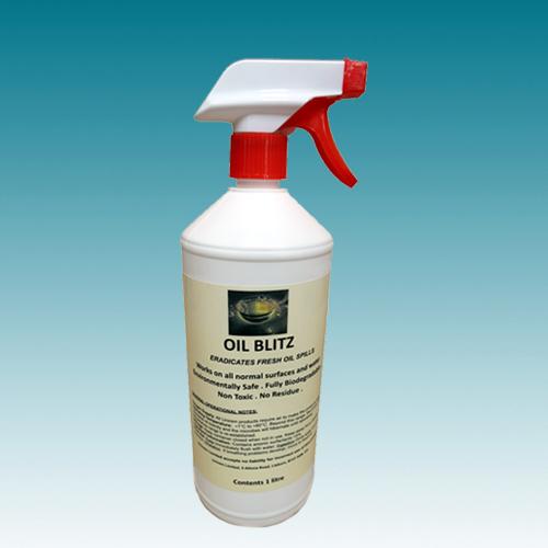 Oil Blitz 1 litre Spray Bottle