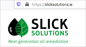 Slick Solutions SSL secure