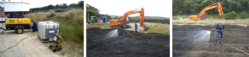 Caltex Refinery Cleanup