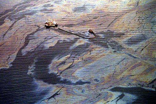 Exxon Oil Spill