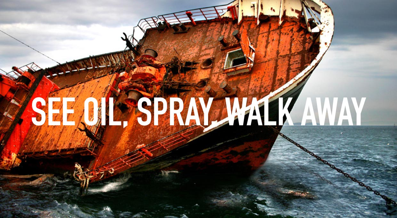 Oil Tanker Spill
